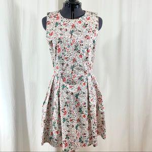 Gap Floral A line Dress